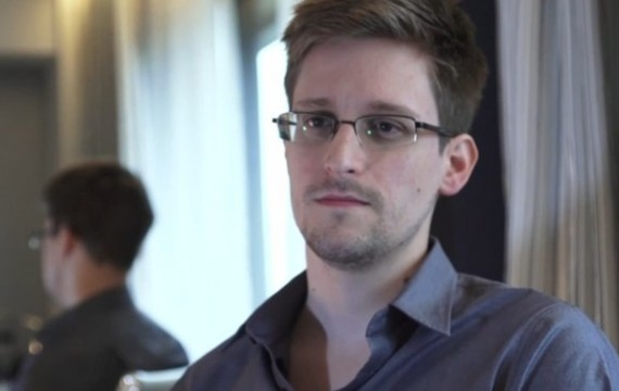 Edward Snowden at the International Journalism Festival on April 17th