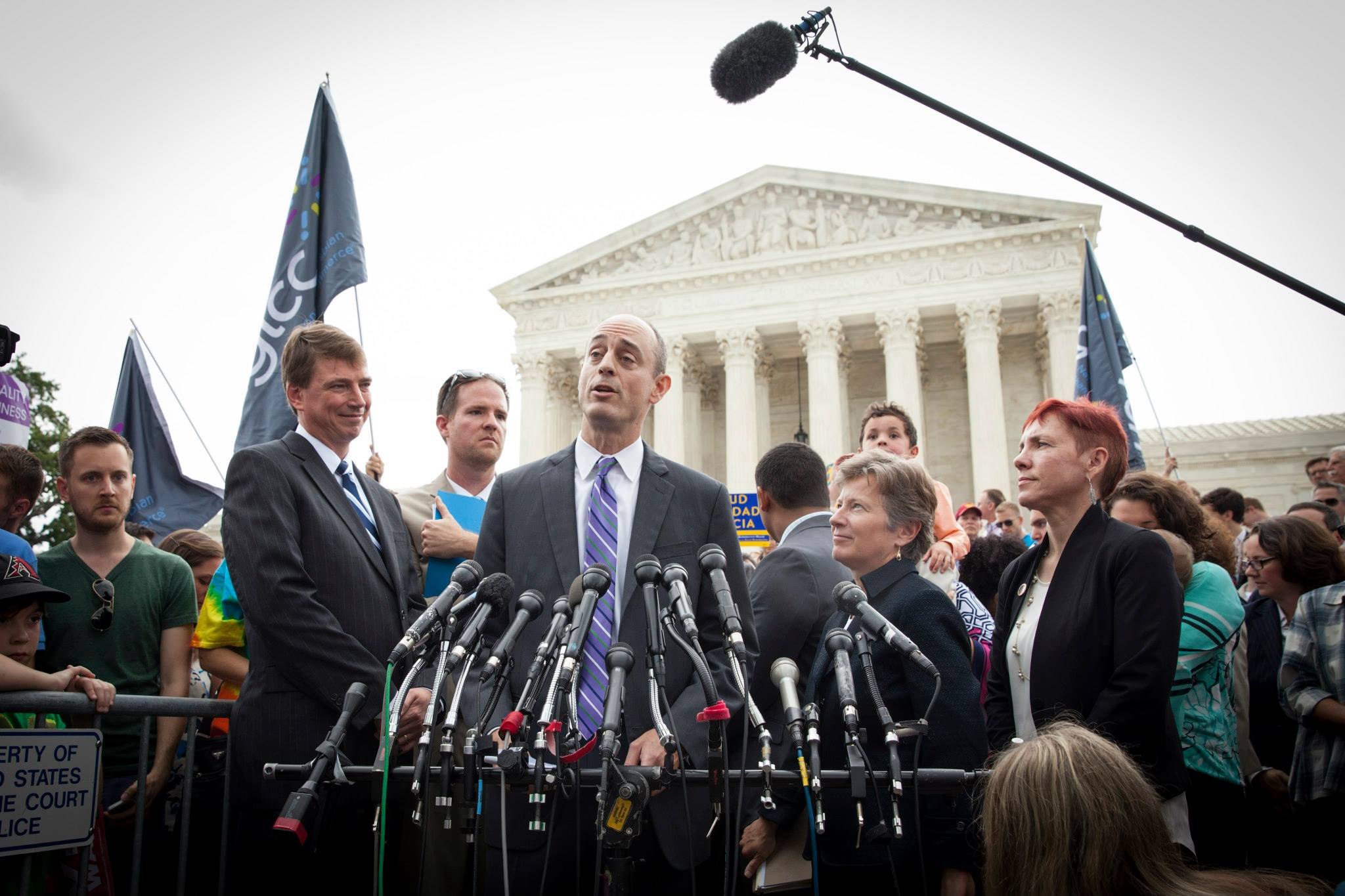 James Esseks ACLU on how to win the battle for LGBT rights
