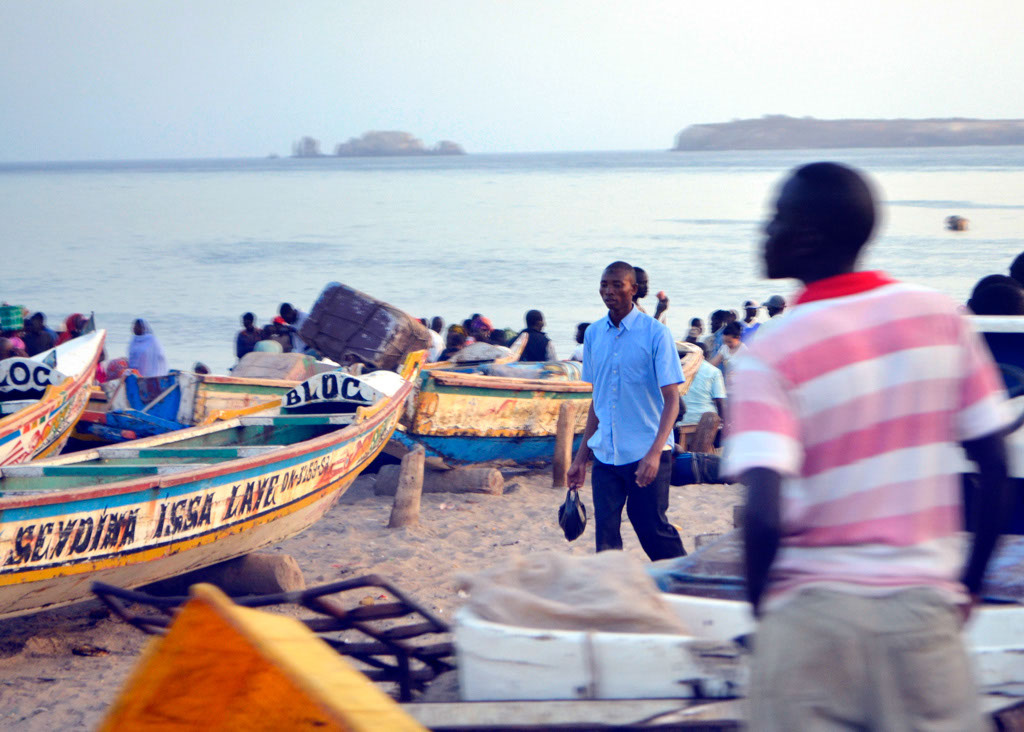 Return to Senegal, for a new planning on migration