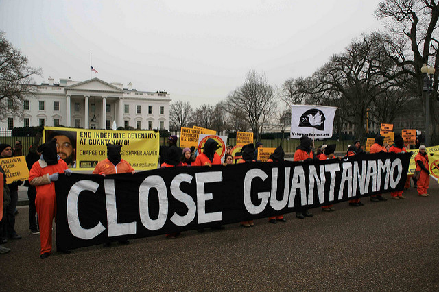 Guantanamo detainee trasferred to Italy: we are ready to provide legal aid