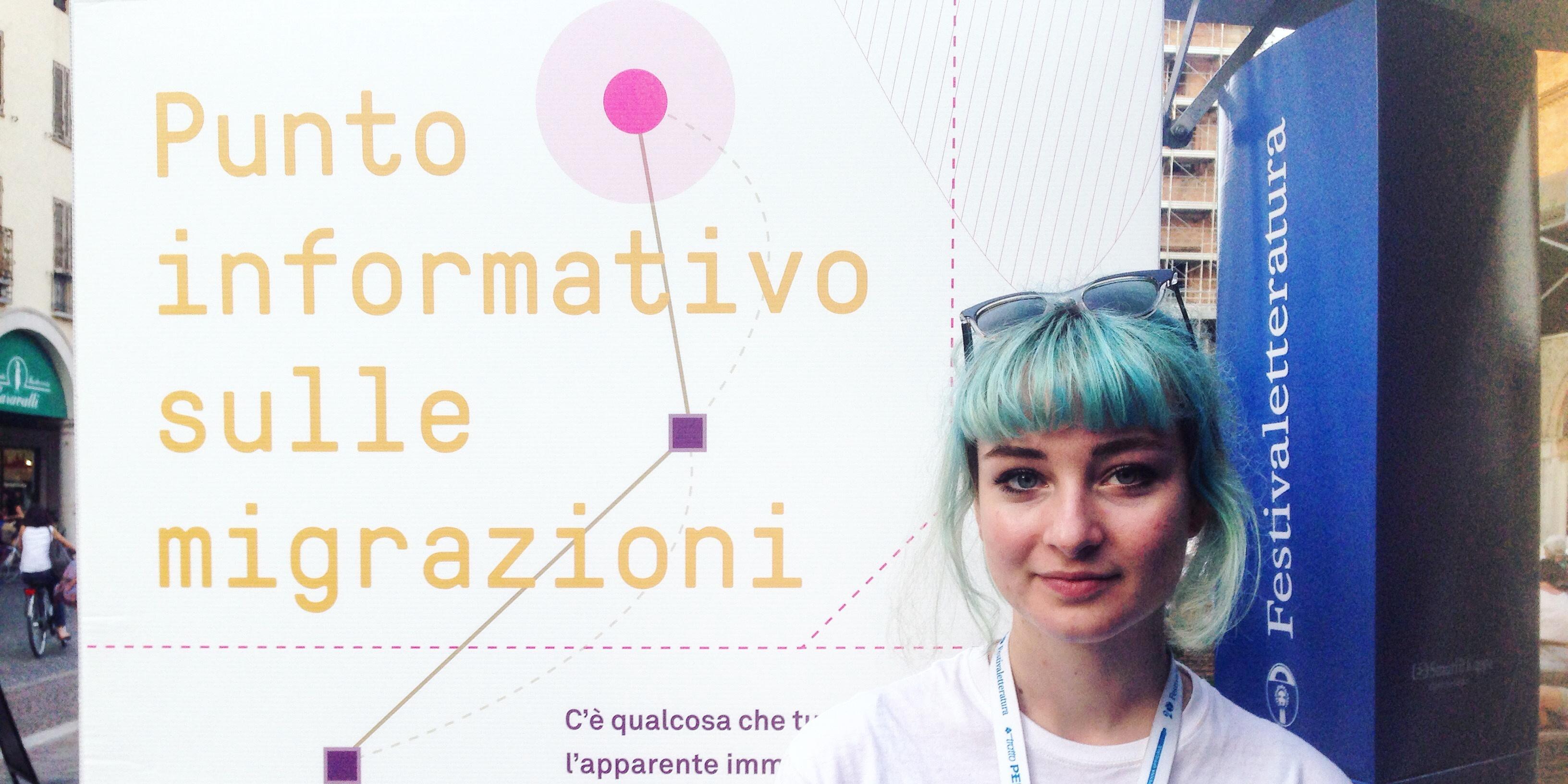 Open Migration at Festivaletteratura: our report