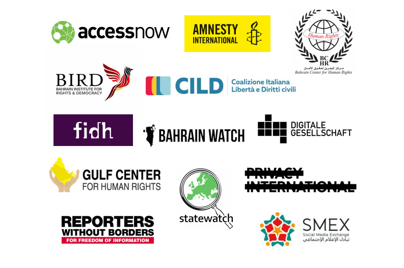 NGO Letter to EU Member States and Institutions On Surveillance Exports