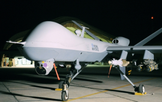 Milan, 25 September: a conference on armed drones in Italy and Europe