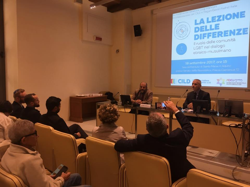 Jewish-Muslim Dialogue: what is the role of LGBT communities?