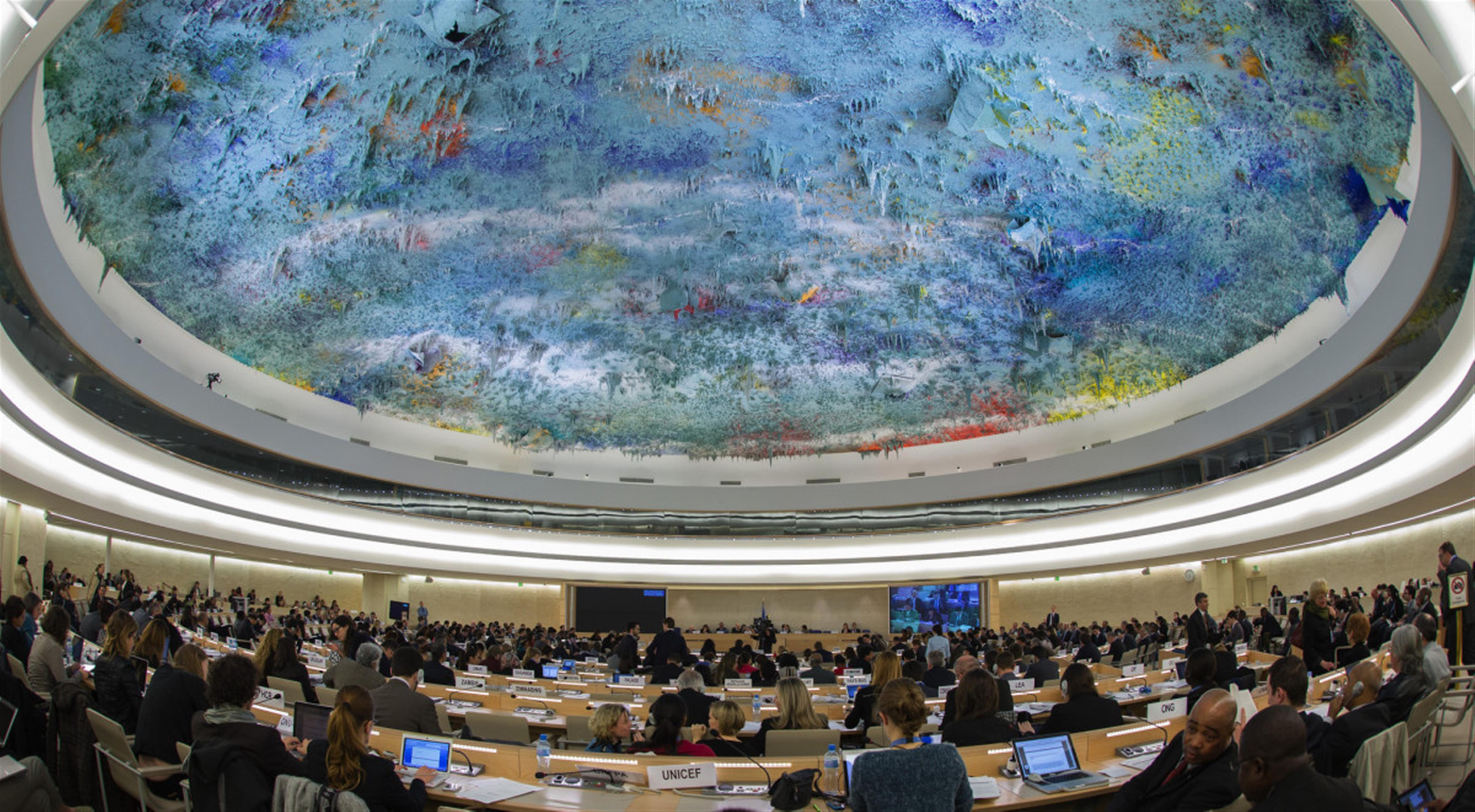 CILD at the UN Human Rights Committee on Italy's work