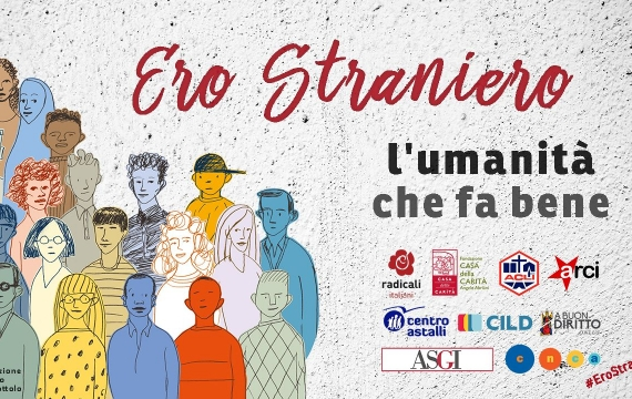 'Ero Straniero' and '20 maggio senza muri': dignity is a basic human right