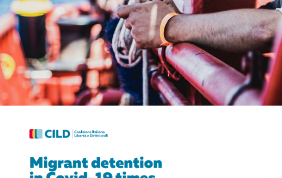 Migrant detention in Covid-19 times