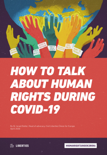 How to Talk About Human Rights During COVID-19