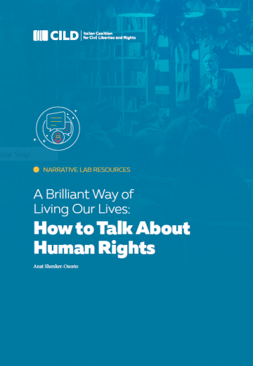 A Brilliant Way of Living Our Lives: How to Talk About Human Rights