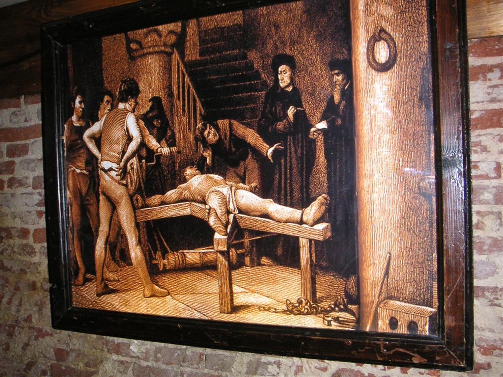 La tortura in USA e la tortura in Italia