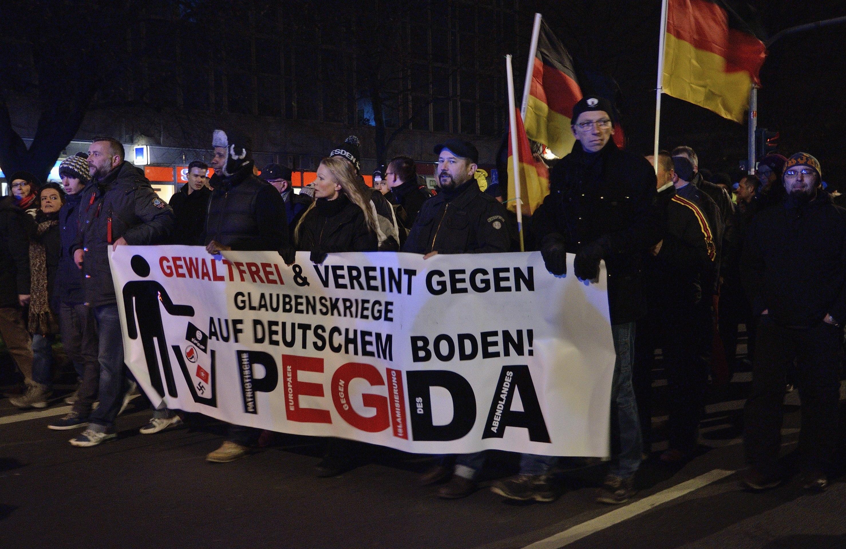 Pegida: il volto anti-Islam della Germania