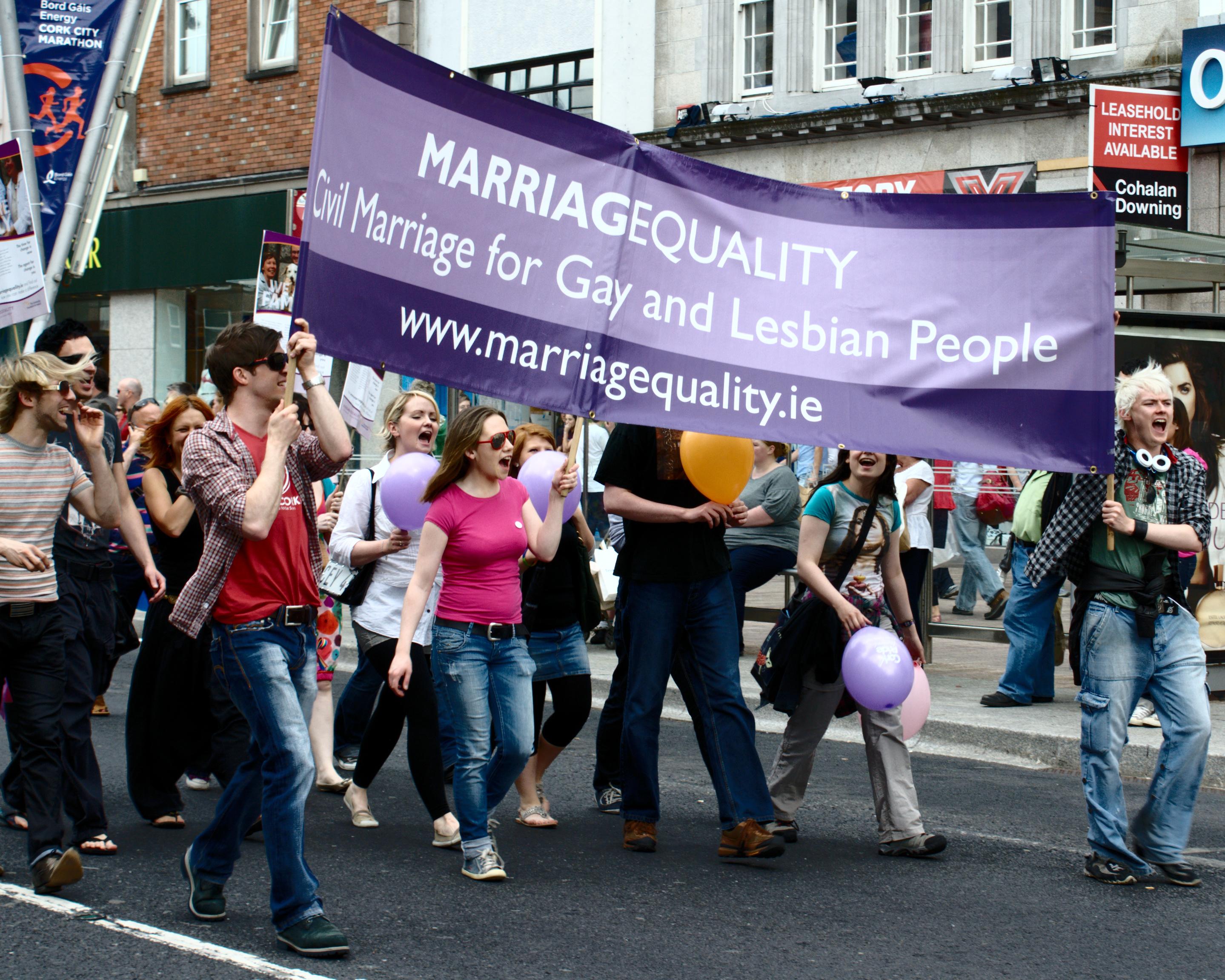 Il referendum irlandese sul matrimonio egualitario