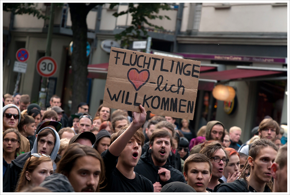 Asilo e accoglienza: situazione difficile anche in Germania
