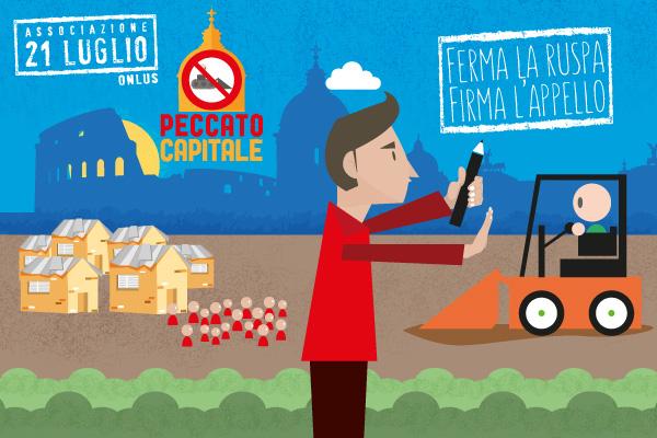 A Roma Associazione 21 luglio chiede moratoria contro sgomberi forzati per il Giubileo