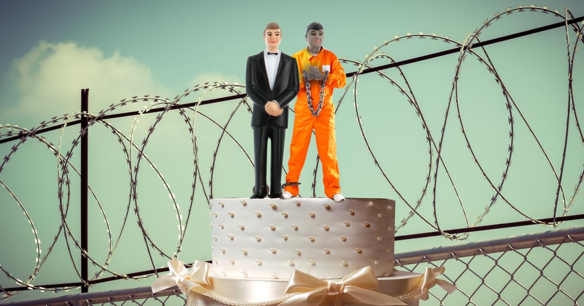 USA, primo matrimonio gay in centro di detenzione per migranti – e in Italia?