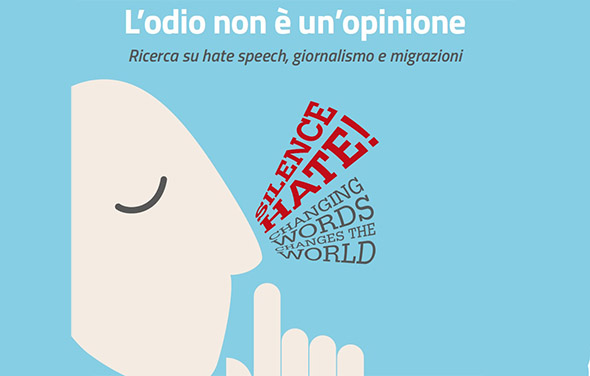 """""""L'odio non è un opinione"""": la ricerca sul fenomeno dell'hate speech online"""