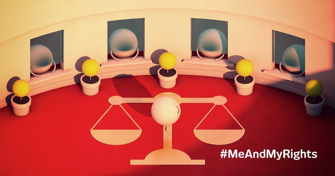 #MeAndMyRights: come vengono protetti i miei diritti nell'Unione Europea?