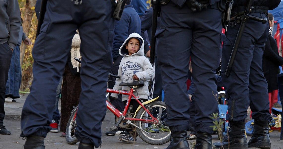 Continua la segregazione e discriminazione dei rom in Italia