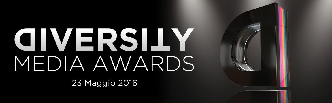 Votate ai Diversity Media Awards – il 23 maggio a Milano