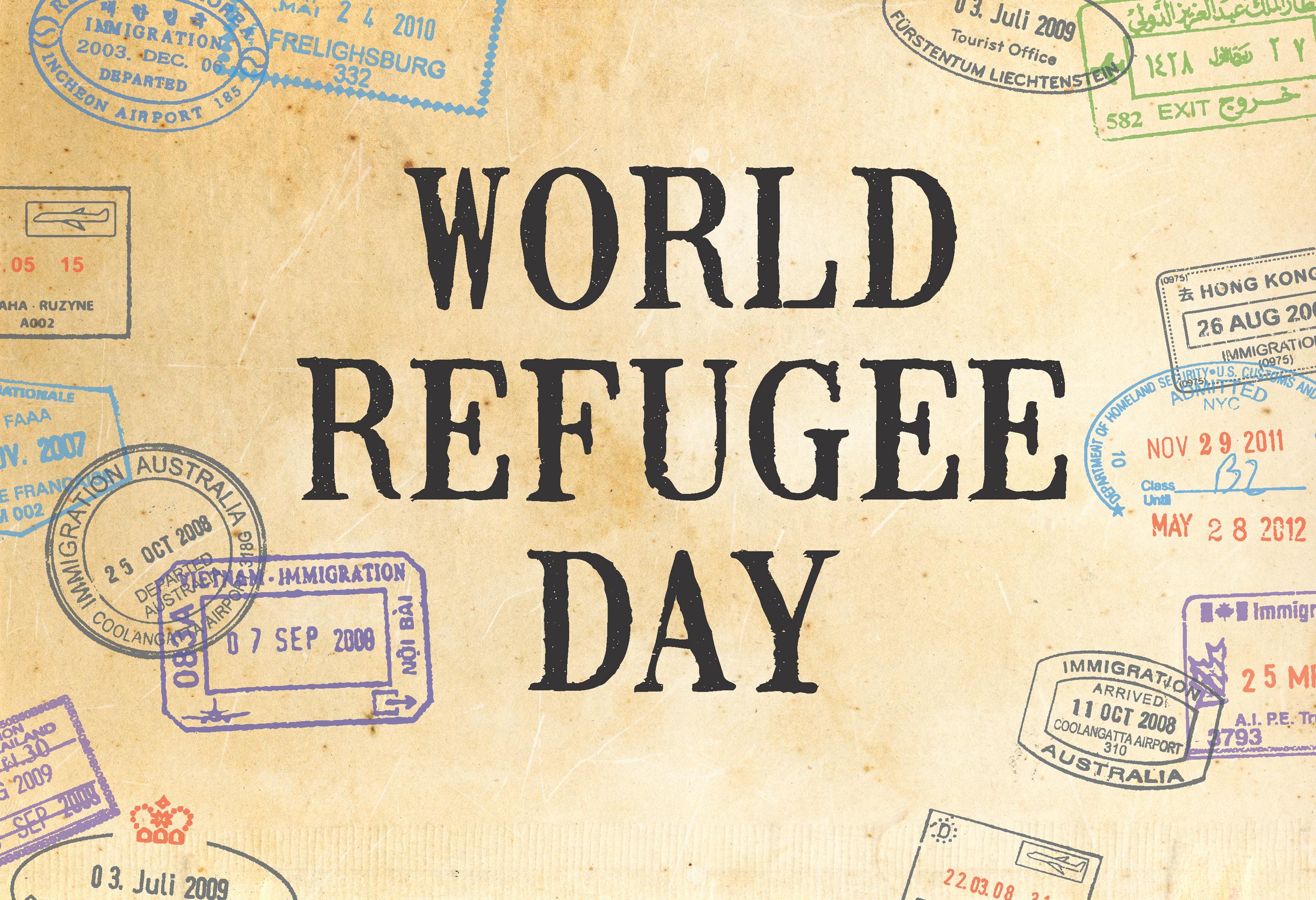 #WithRefugees: tutte le attività della Giornata Mondiale del Rifugiato