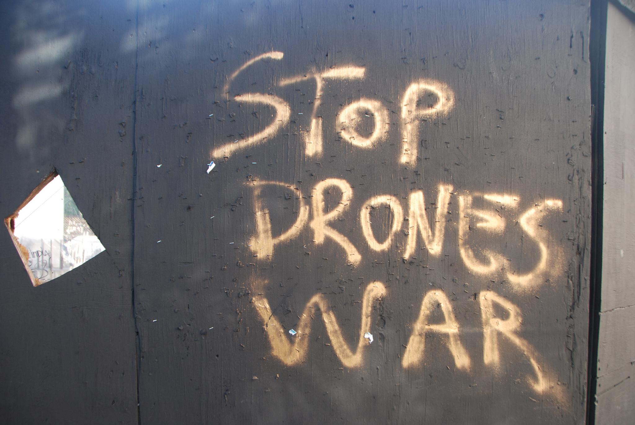 Il costo dei droni in vite umane: la sfida per l'accountability