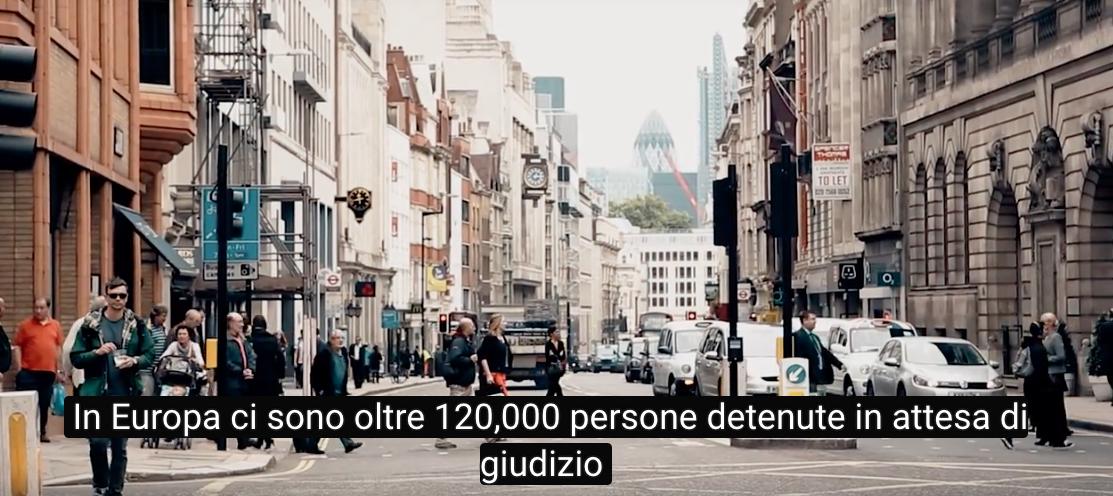 L'abuso della detenzione cautelare in Europa