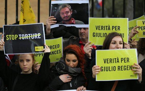 #UnaFotoPerGiulio un contest fotografico per ricordare Giulio Regeni