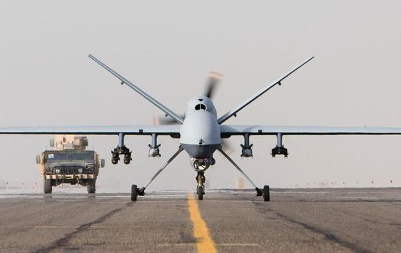 """Droni USA da Sigonella: i pericoli dell'esportazione delle """"drone wars"""""""