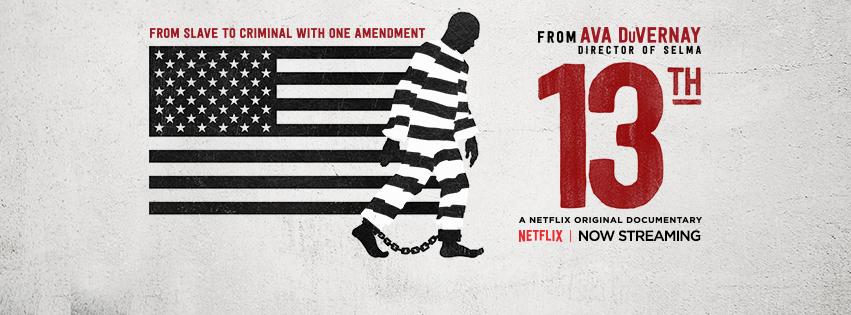 La critica all'incarcerazione di massa è su Netflix