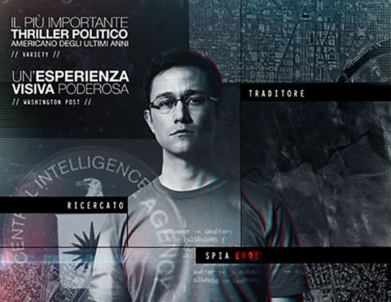 Il film su Edward Snowden e la grazia negata da Obama