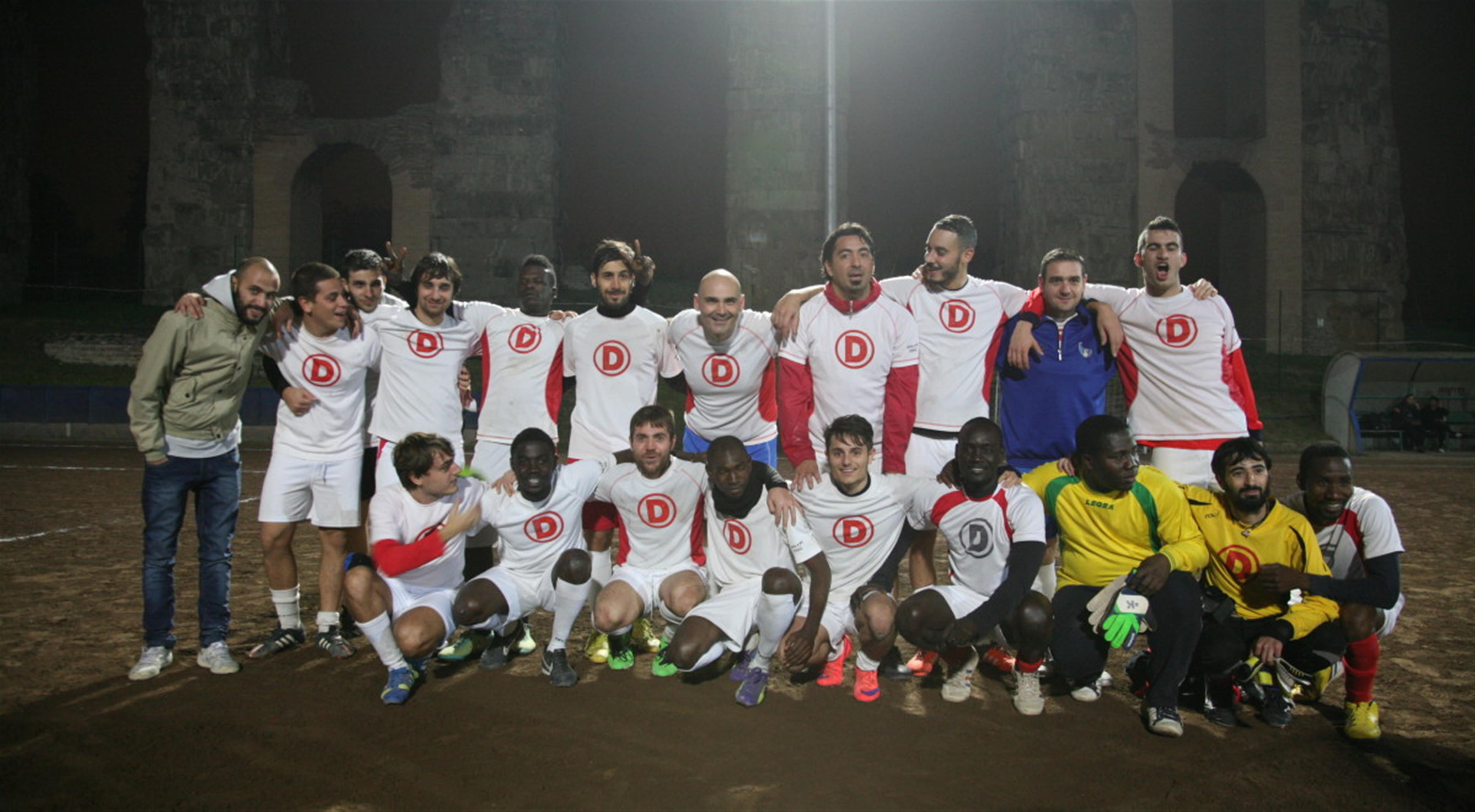 Atletico Diritti, in campo contro la discriminazione