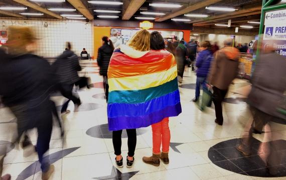 Omofobia di stato: ancora una lunga strada per l'uguaglianza