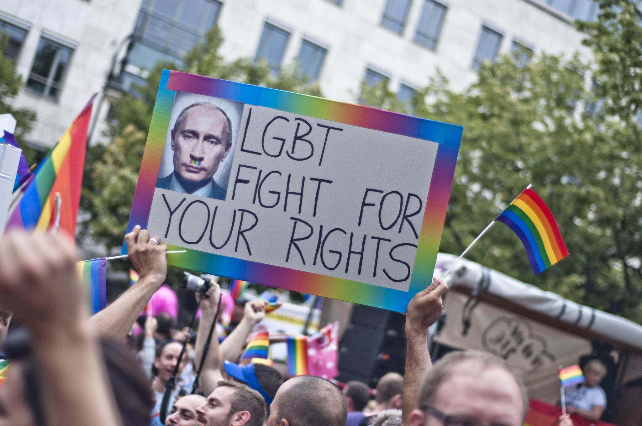 Arrestato a Mosca Yuri Guaiana di Certi Diritti