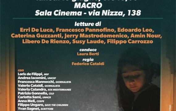 Storie di bambini sui confini d'Europa – Roma, 19 giugno