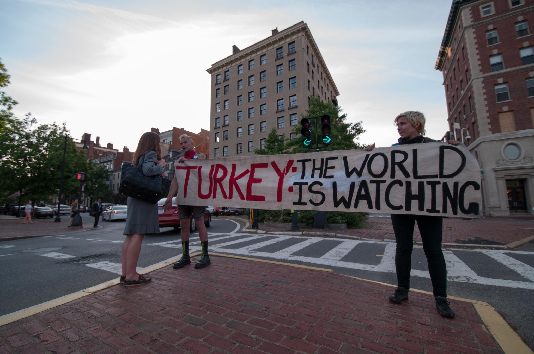 Difendere i diritti umani non è un crimine: lettera delle Ong alla Turchia