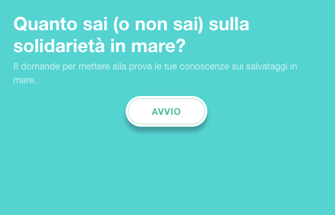 Quiz_ solidarietà in mare
