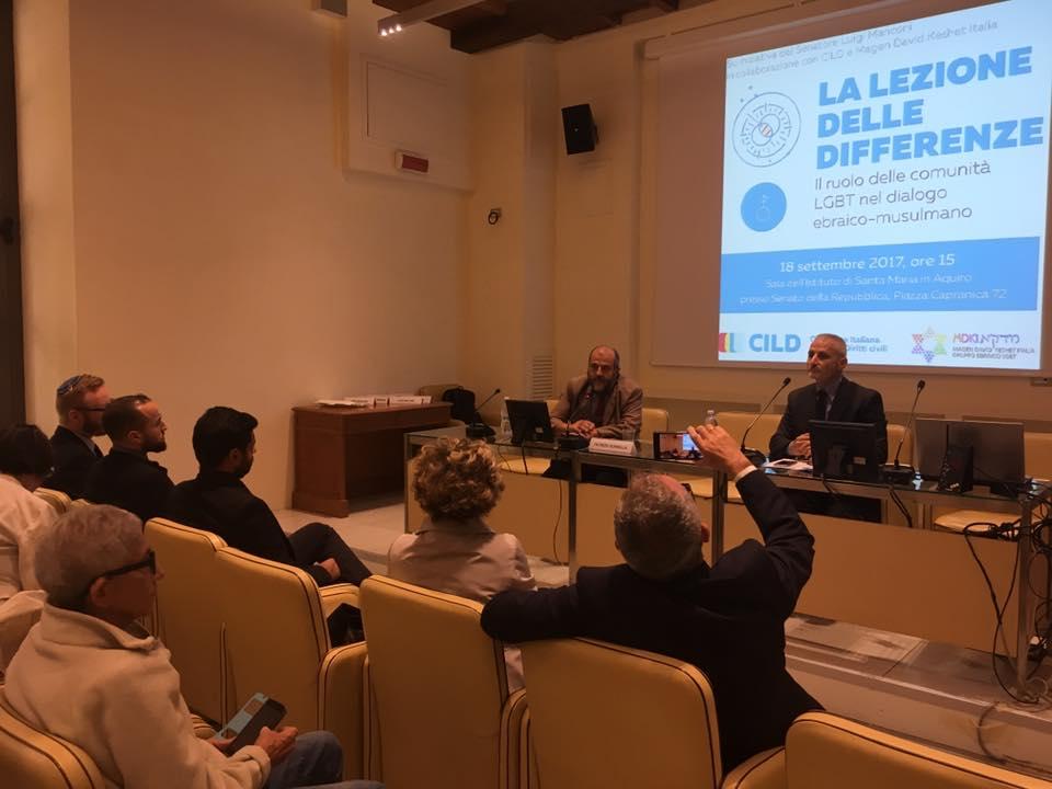 Dialogo ebraico–musulmano: qual è il ruolo delle comunità LGBT?