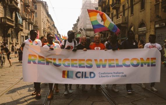 Premio CILD: prosegue il cammino per i diritti dei rifugiati LGBT