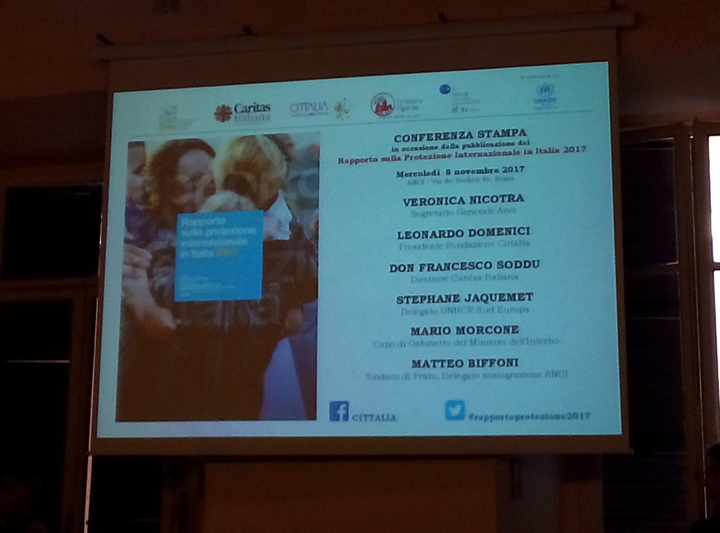 Protezione Internazionale in Italia. I dati su immigrazione e accoglienza
