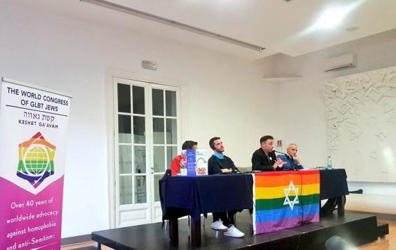 Congresso mondiale degli ebrei LGBT: uniti contro antisemitismo e omofobia