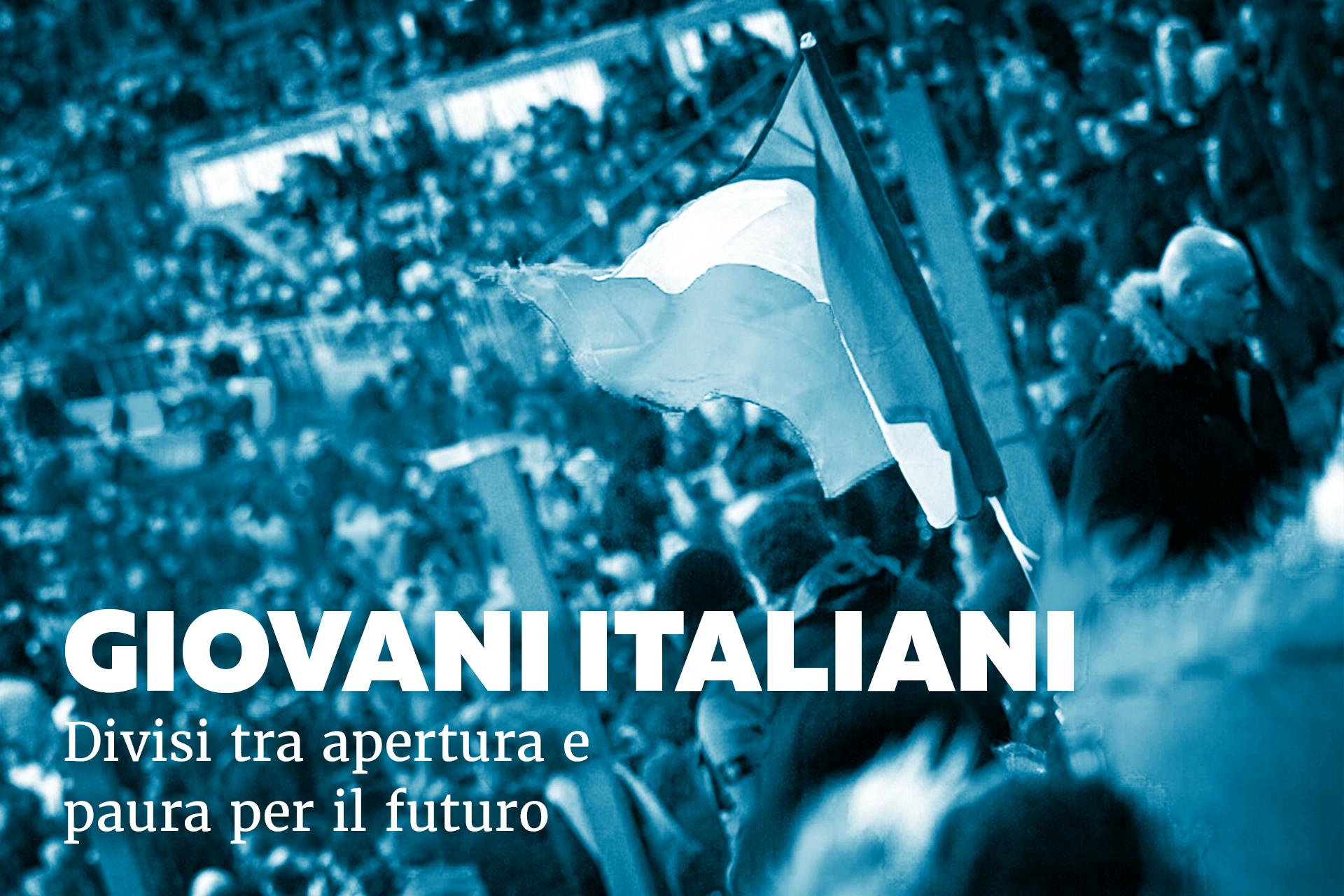 Giovani italiani: divisi tra apertura e paura per il futuro