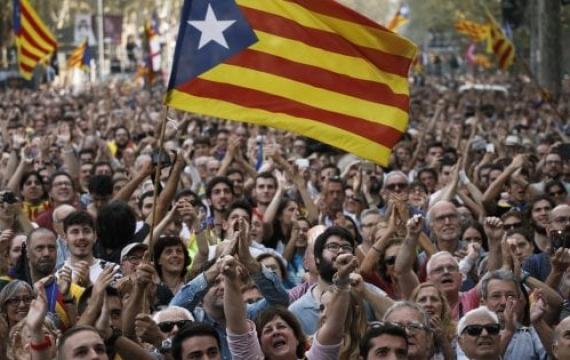 Processo agli indipendentisti catalani: una sentenza con pene spropositate