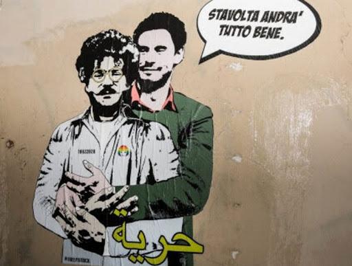 Patrick Zaky: continuiamo a chiederne la liberazione