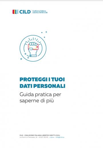 Proteggi i tuoi dati personali