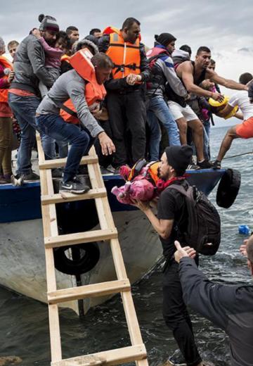 Solidarietà in mare